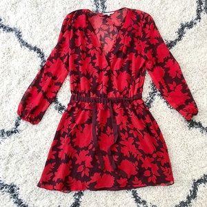 Silk Floral Rebecca Minkoff Dress